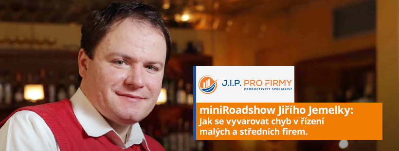 Roadshow Jiří Jemelka